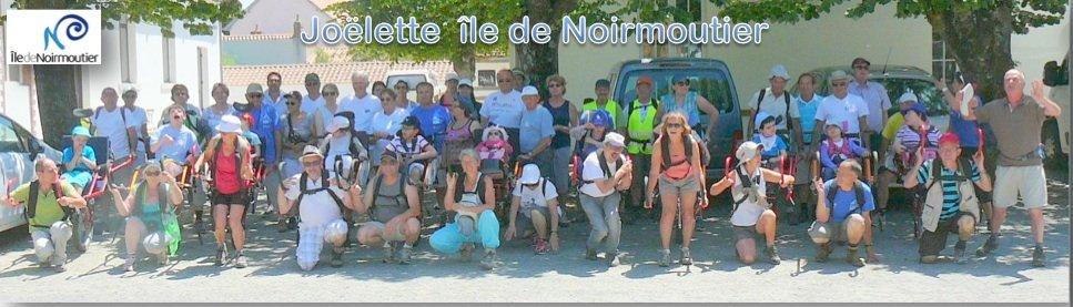 Joëlettes  île de Noirmoutier Logo